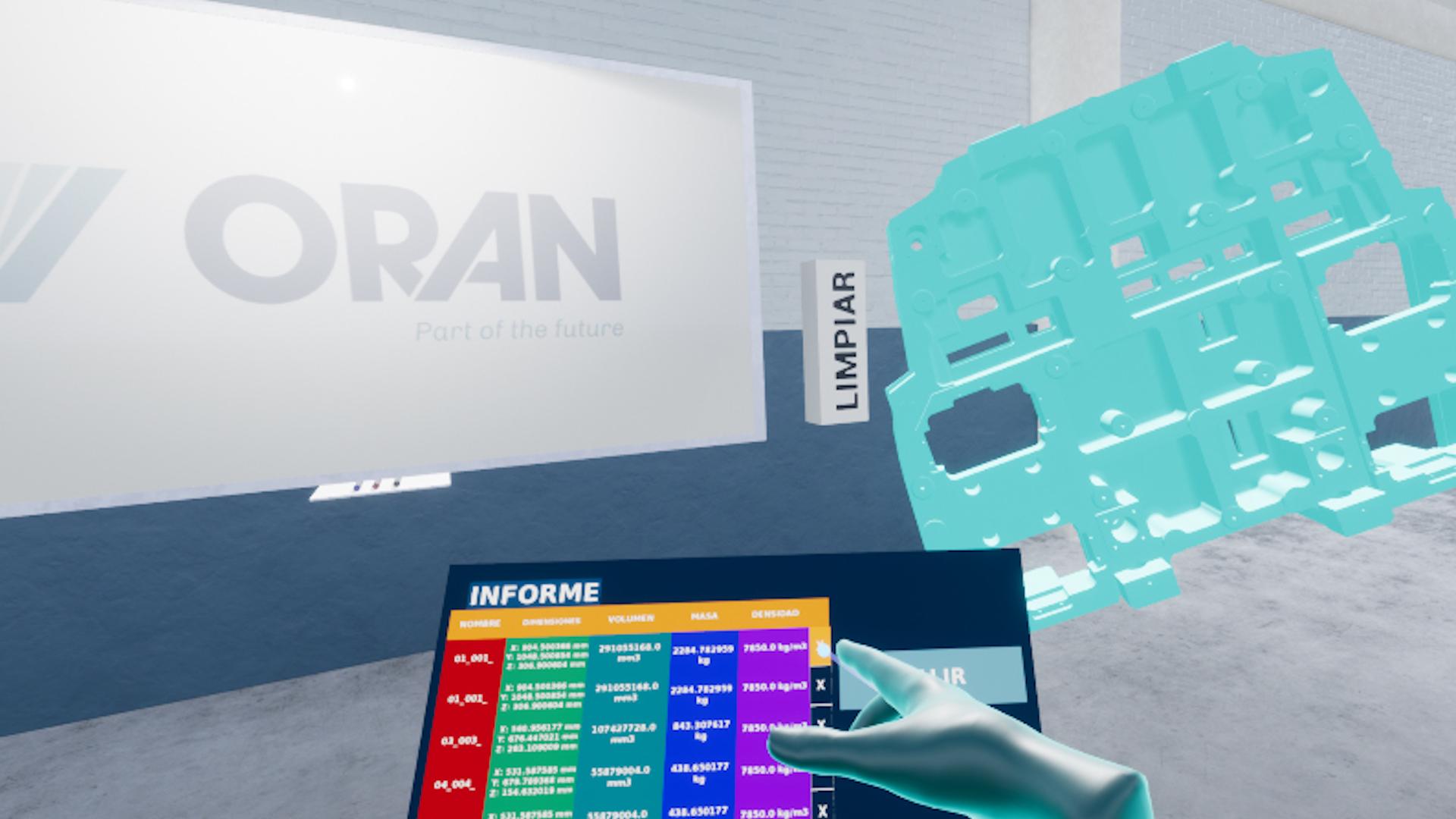 ORAN VR